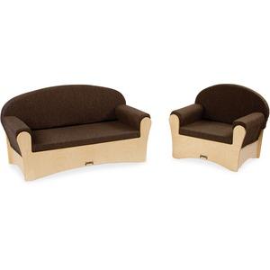 Bon Jonti Craft Komfy Sofa/Chair 2 Piece Set JNT3772JC