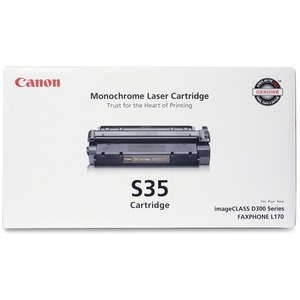 Canon S35 Toner Cartridge - Black CNMS35