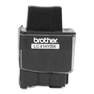 Brother Black Ink Cartridge BRTLC41HYBK