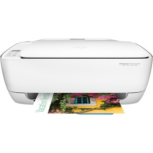 HP Deskjet 3635 Inkjet Multifunction Printer - Color - Plain Paper Print - Desktop