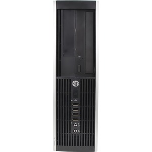 HP - Ingram Certified Pre-Owned 6000 Pro Desktop Computer - Intel Pentium Dual-core 2.80 GHz - 8 GB - 2 TB HDD - Windows 7 Home Premium - Small Form Factor - Refurbished