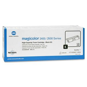 Konica Minolta Toner Cartridge - Black QMS1710587004