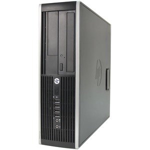 Joy Systems - Ingram Certified Pre-Owned 6000 Desktop Computer - Intel 2.93 GHz - 4 GB - 250 GB HDD - Windows 10 Pro - Small Form Factor - Black - Refurbished