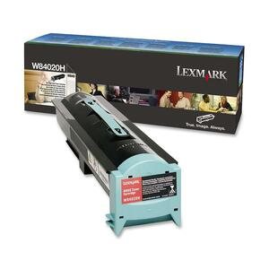 Lexmark Black Toner Cartridge LEXW84020H