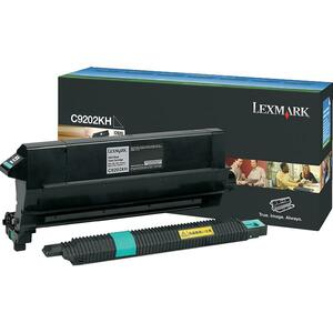 Lexmark Toner Cartridge - Black LEXC9202KH
