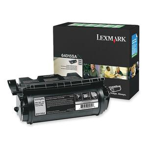 Lexmark Toner Cartridge - Black LEX64015SA
