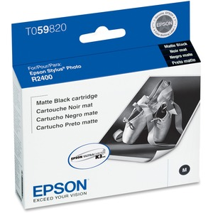 Epson Ink Cartridge - Matte Black EPST059820