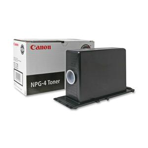 Canon NPG-4 Black Toner Cartridge CNMNPG4