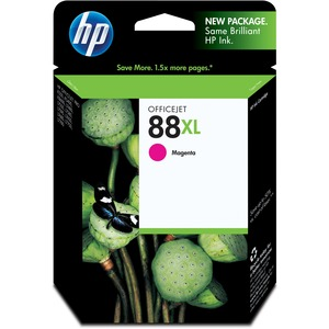 HP 88XL High Yield Magenta Original Ink Cartridge HEWC9392AN