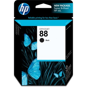 HP 88 Black Original Ink Cartridge HEWC9385AN