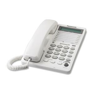 Panasonic KX-TS108W Standard Phone - White PANKXTS108W