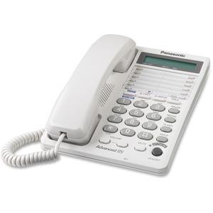 Panasonic Standard Phone - White PANKXTS208W