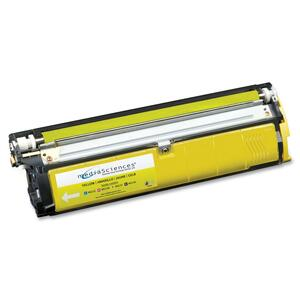Media Sciences Toner Cartridge (1710517-006) - Yellow MDAMS23Y