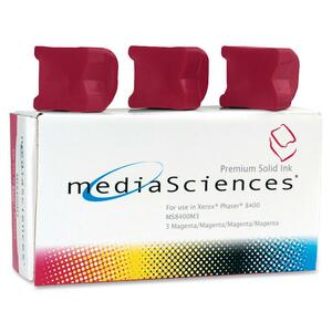 Media Sciences Solid Ink Sticks MDAMS8400M3