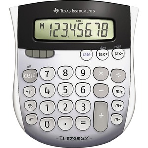 Texas Instruments TI1795 Angled SuperView Calculator TEXTI1795SV