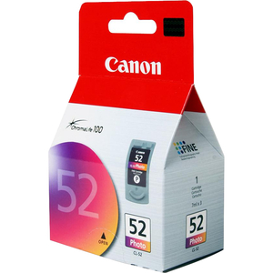 Canon Ink Cartridge - Color CNMCL52