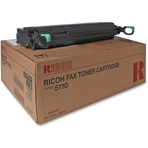 Ricoh Toner Cartridge - Black RIC430452