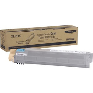 Xerox Cyan Standard Capacity Toner Cartridge for Phaser 7400 Printer XER106R01150