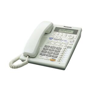 Panasonic KX-TS3282W Standard Phone - White PANKXTS3282W