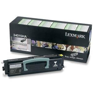 Lexmark Toner Cartridge - Black LEX34015HA