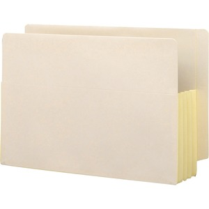 Smead 76164 Manila End Tab File Pockets with Reinforced Tab SMD76164