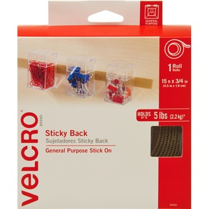 Velcro Sticky Back Hook and Loop Fastener VEK90083