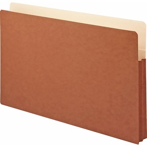 Smead 74254 Redrope File Pockets with Tyvek-Lined Gusset SMD74254