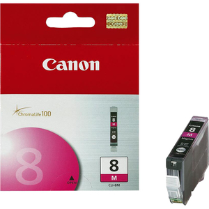 Canon Ink Cartridge - Magenta CNMCLI8M