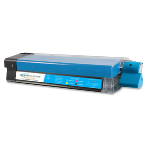 Media Sciences MS5000C (42127403) Okidata Compatible C5100 High Capacity Toner Cartridge MDAMS5000C