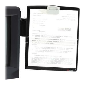 3M Monitor Mount Document Holder MMMDH440MB