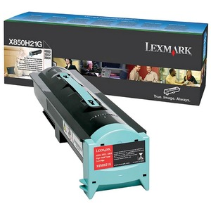 Lexmark Toner Cartridge - Black LEXX850H21G