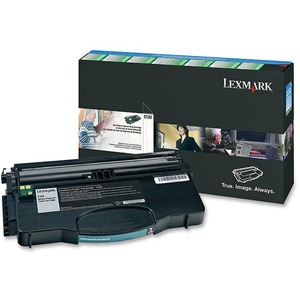 Lexmark Black Return Program Toner Cartridge LEX12015SA