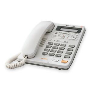 Panasonic Standard Phone - White - AC Adapter PANKXTS620W