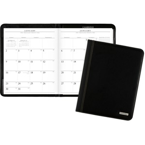 At-A-Glance Executive Monthly Padfolios AAG7029005