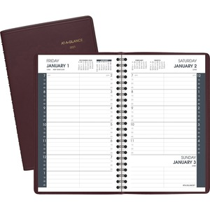 At-A-Glance Classic Size Daily Appointment Book AAG7080050