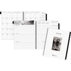 At-A-Glance Executive Professional Weekly and Monthly Planner Refill AAG7091510