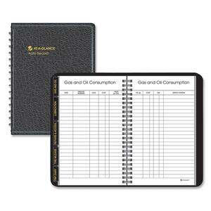 At-A-Glance Auto Record Book AAG8013505