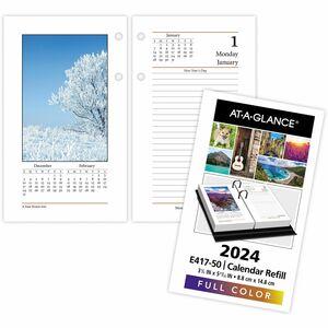 Desk Calendar Bases  Ring