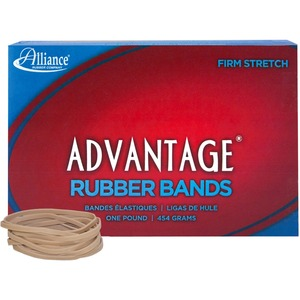 Alliance Rubber Advantage Rubber Bands ALL26315