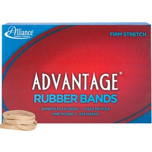 Alliance Rubber Advantage Rubber Bands ALL26625