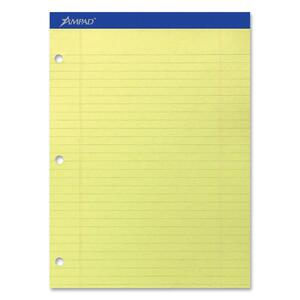 Ampad Double Sheet Legal-ruled Writing Pad ESS20243