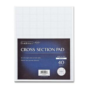 Ampad Cross-section Quadrille Pads ESS22026
