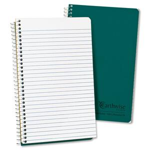 Ampad Recycled Wirebound Notebook ESS25400