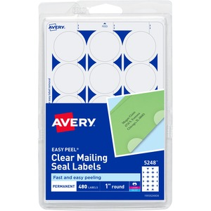 Avery Mailing Seal AVE05248