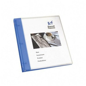 Avery Flexible View Pocket Presentation Binder AVE17675