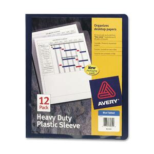 Avery Plastic Sleeve AVE72610