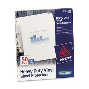 Avery Top Loading Sheet Protector AVE73908