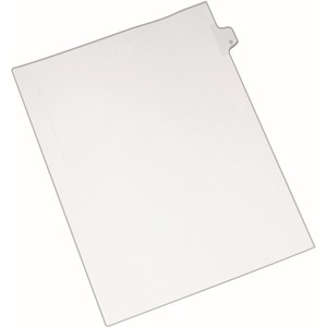 Avery Individual Legal Tab Divider AVE82166