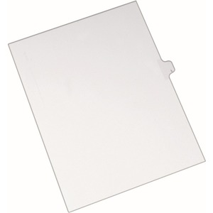 Avery Individual Legal Tab Divider AVE82174