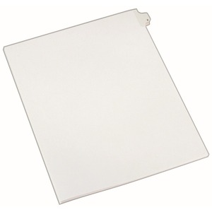 Avery Side-Tab Legal Index Divider AVE82200